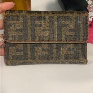 Fendi classic wallet